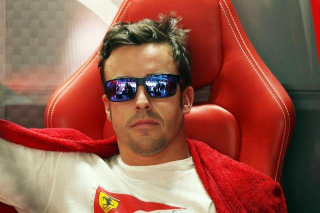 Fernando Alonso - Qualified well on Saturday and feeling very good about Sunday. If only he knew...