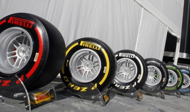 Pirelli's tire line, public enemy number 1 if your Redbull and Mercedes...