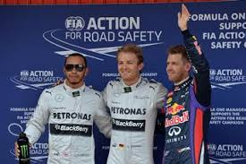 Two Mercs and a Redbull will start in the first 3 positions, but will it last?