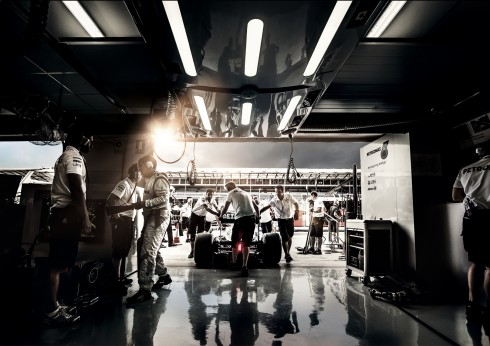 Can someone please tell me again how Mercedes secret 1000km test was not a benefit...