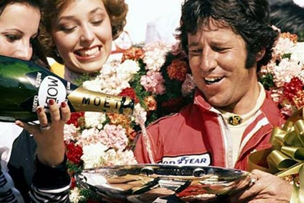 Mario Andretti as I remember him back in the day. America's last meaningful Driver in F1.