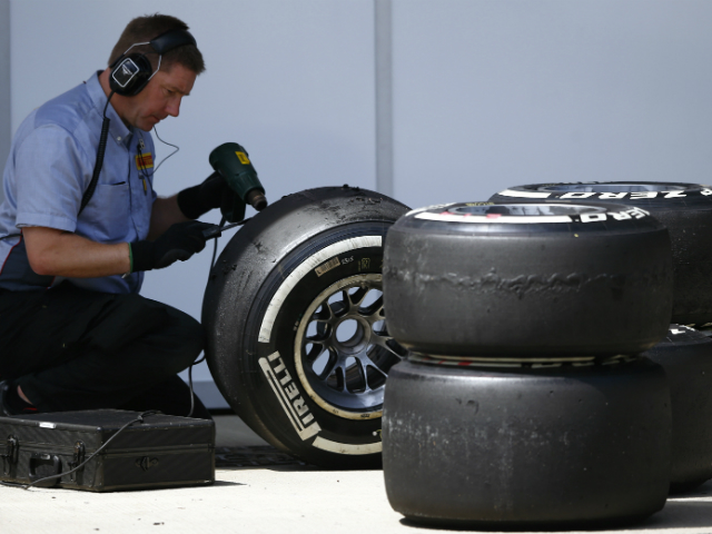 It was not a easy day for the Pirelli engineers. foru tire failures and several close calls. Pirelli is in the dog house...