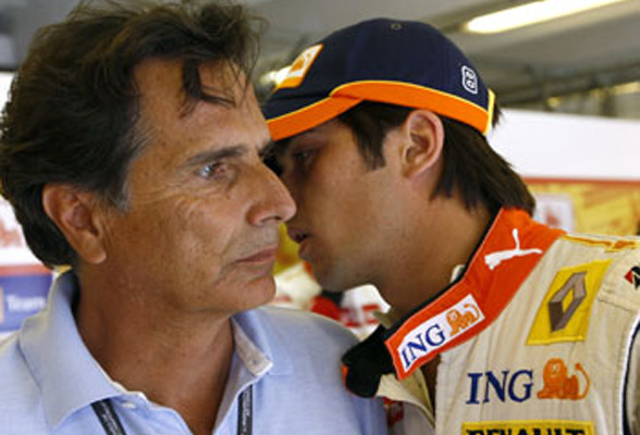 Piquet Jr is sacked by team and Piquet Sr. does what any father would - strikes back and spills the beans to Max Mosley and the FIA.