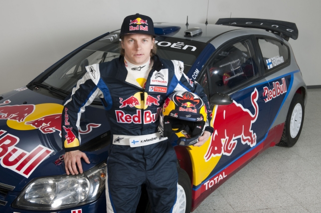 Raikkonen has in fact already driver a Red Bull, just not the one was hoping for. Oh what could have been...