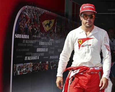 It is looking more and more like Alonso will be runner up to Vettel in the championship yet again. It's really not funny anymore unless of course your a Vettel fan...