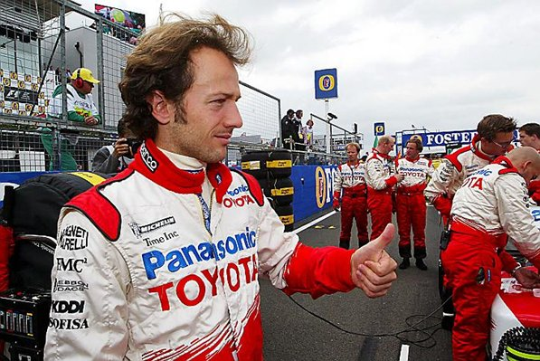 Chritiano de Matta - Now this is a driver whom I do remember. Race for Toyota when they came into the sport a bigger budget than Ferrari no less. I didn't help the former CART Champion...