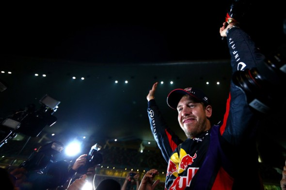 Sebastian Vettel - I don't think anyone could have imagined what he was truly capable of when he came into the sport with BMW and then Torro Rosso. Having Adrian Newey did not hurt either. Four Championships later Vettel has cemented himself among the greats. What is next???