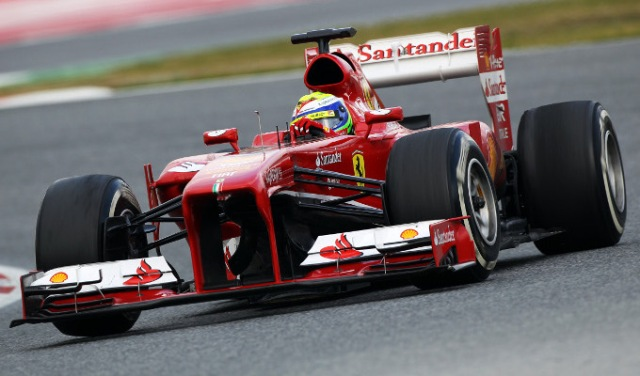 The Ferrari F138. It did not win the 2013 Constructors or Drivers Championship. It did win the best in class for reliability.  A perfect record - no mechanical retirements. Well that is al least something to write home about.