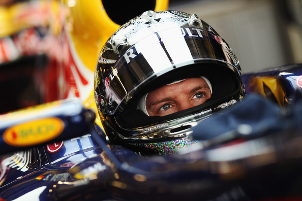 Is Sebastian Vettel currently  the best diver in Formula 1? With four Drivers Titles in a row and countless records it would appear so. Or is it...